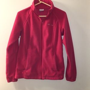 Pink Columbia Sweater